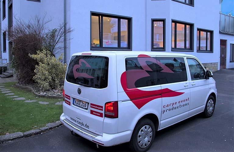 carpe ist umgezogen - ab sofort finden Sie uns in der Nähe des Wiener Platzes in Köln!